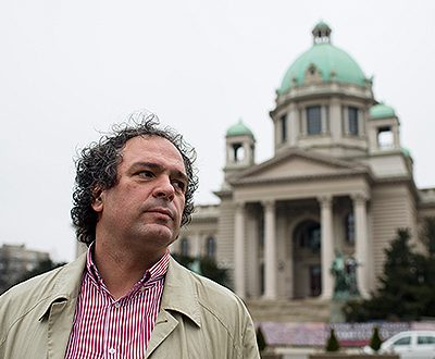 Predrag Marković istoričar