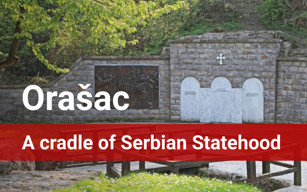 Learn more about Orašac the Famous Village