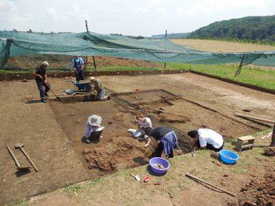 lokalitet Dizaljka, Narodni muzej Aranđelovac, arheološka istraživanja